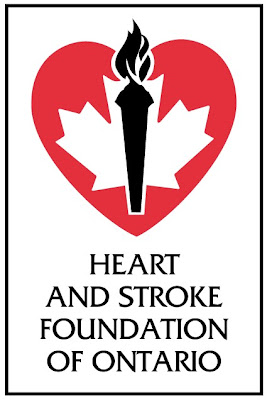 get fit in the city, heart and stroke foundation