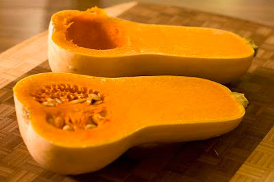 butternut sqash breakfast recipe by toronto personal trainer