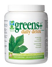 greens+ daily detox review by kaleena lawless
