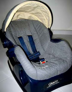 ibu dan anak hasfaz graco literider travel system car seat used sold. Black Bedroom Furniture Sets. Home Design Ideas