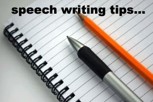 speech writing tips Speech writing has own tips like essay, article, and other writing the difference is in the style of presentation: speech is prepared for listening, and article.