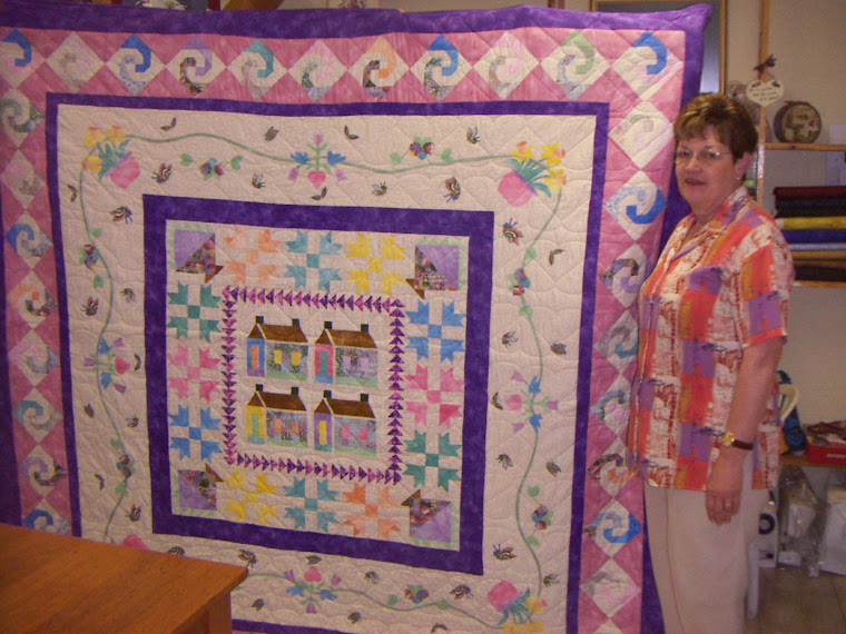 Block of the month 2008