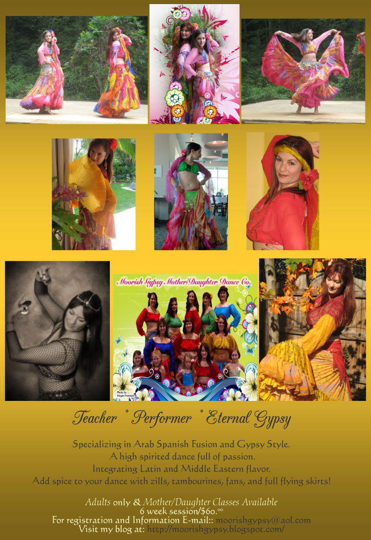 Mara and the Moorish Gypsy Tribe