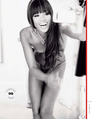 Naomi Campbell Gq Pics