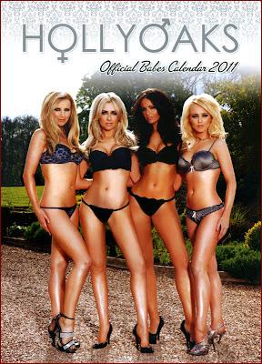 Hollyoaks 2001 Calendar