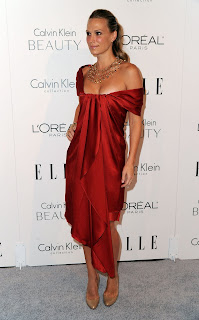 Molly Sims at the Elle Women in Hollywood Tribute