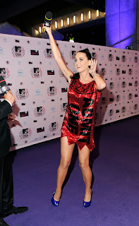 Katy Perry at the MTV EMAs
