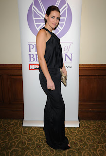 Kirsty Gallacher at the Pride of Britain Awards