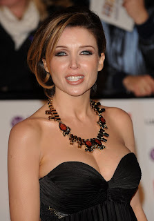 Dannii Minogue at the Pride of Britain Awards