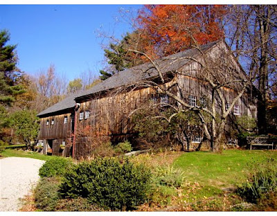 Historical home circa 1750 georgian colonial in historic for New england barns for sale