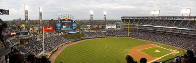 Chicago White Sox stadium