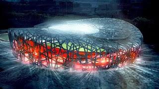 Beijing Olympics Bird's Nest
