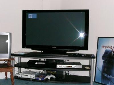 Panasonic plasma television