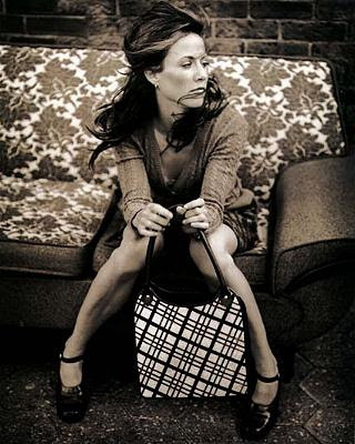 Singer/songwriter Sheryl Crow