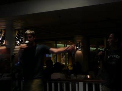 Karaoke in Hawaii