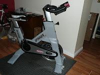 Spinner NXT spin bike