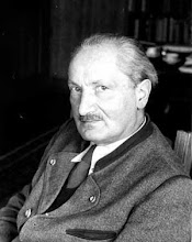 Martin Heidegger (1889-1976)