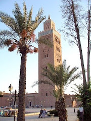 Koutoubia, Marrakesh city