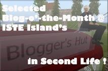 November Blog-o-the-Month for ISTE Island in Second Life