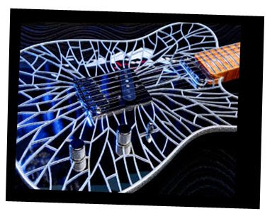Awesome Guitar Paint Jobs