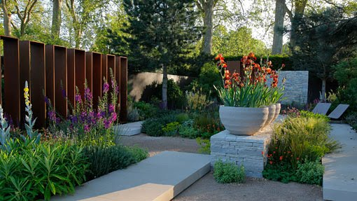 web surfing for garden design ideas