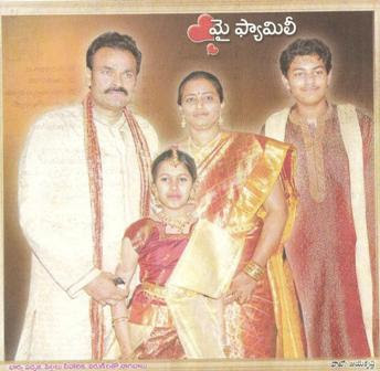 Chiru brother Nagababu...