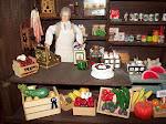 Miniature General Store