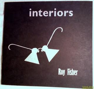 Roy Fisher, Ten interiors with various figures. Tarasque, 1966