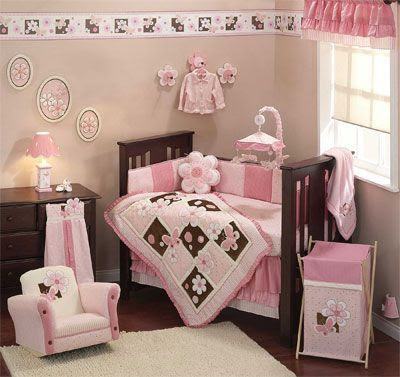 Habitaciones para bebes moda premamas embarazadas moda - Decoracion para habitacion de bebe nina ...