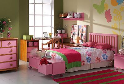 Habitaciones de ni as moda premamas embarazadas moda for Decoracion de cuartos para ninas de 9 anos