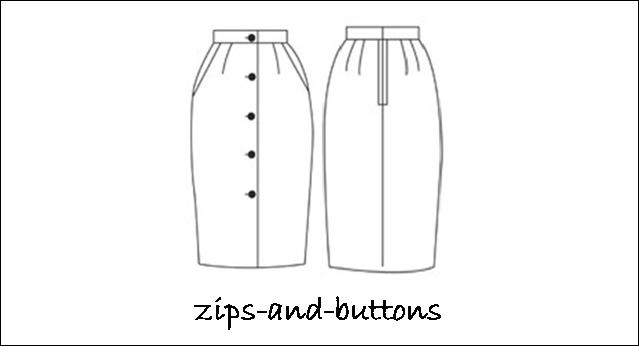 Zips & Buttons
