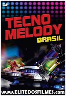 25 Show Tecnomelody Brasil   DVD r