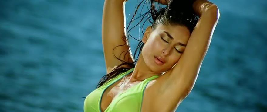 ... was going to be donning a designer bikini in the Bollywood film Tashan, ...