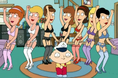 Stewie Sex Party 56