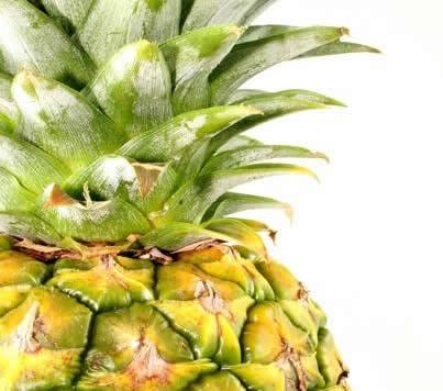 pineapple Jak oloupat ananas