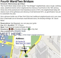 Click On Picture Below To Learn More About The Fourth Ward Tour