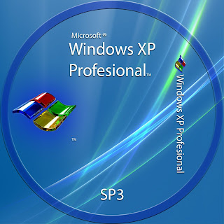 windows xp service pack 3 - iso-9660 cd image file