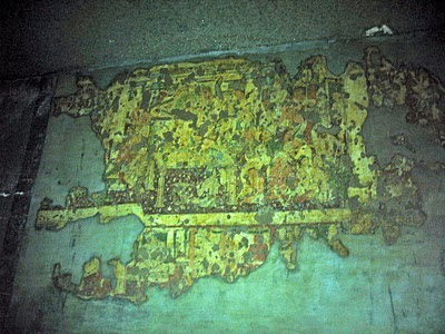 Ajanta wall painting