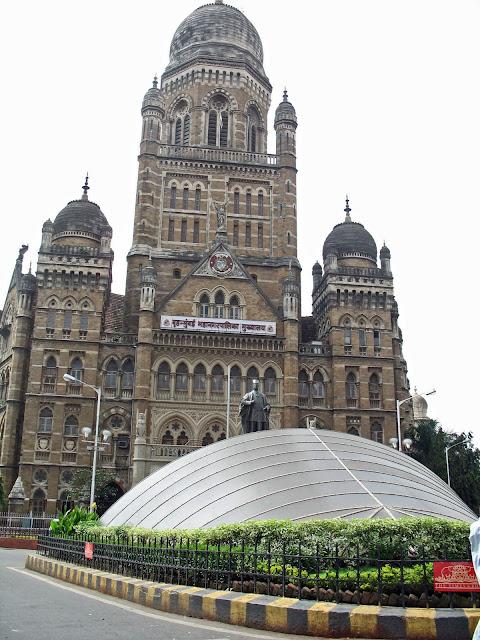 mumbai municipality heritage structure
