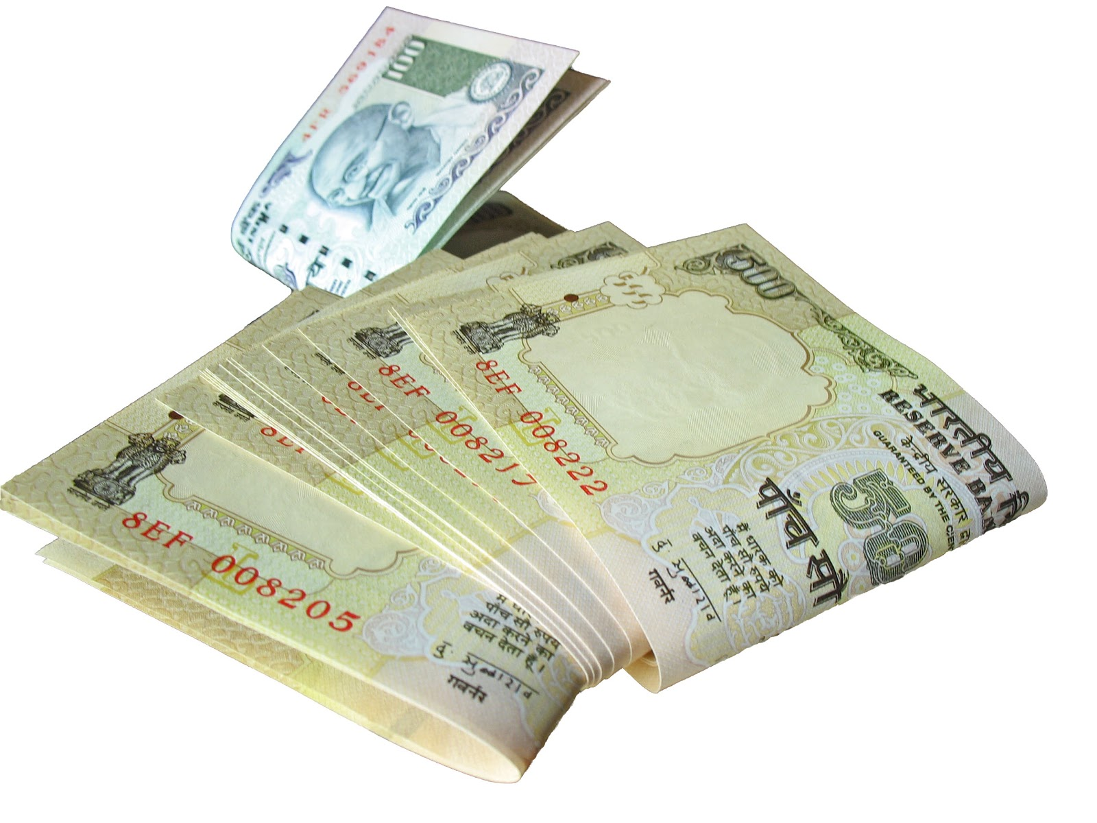 Rupee Note Image Rupee Notes Cutout