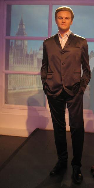 leornado DiCaprio wax statue