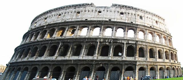 Colosseum exterior full