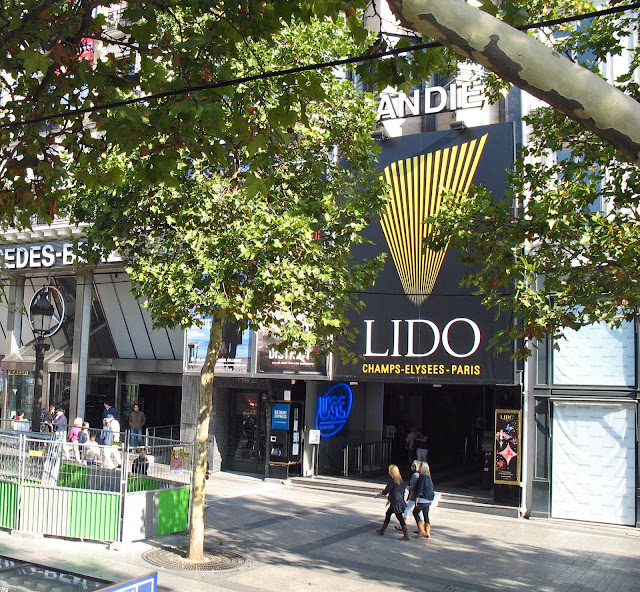 Lido building