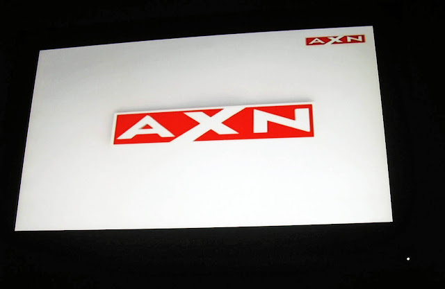 AXN English action channel