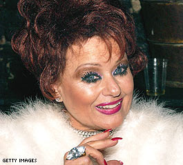 dress provocatively photo submitted tammy faye baker make-up job Tammy Faye Baker