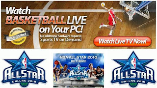 Watch NBA All Star Live