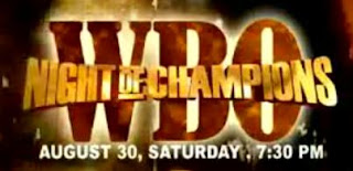 WBO Knight of Champions