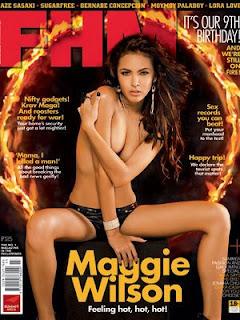 Maggie Wilson - FHM