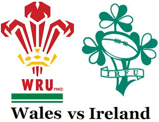 watch Wales vs Ireland live