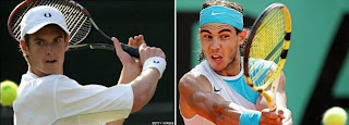 Nadal vs Murray